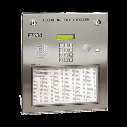 Système de portier téléphonique-Telephone door entry