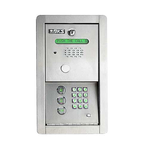 Telephone Door Entry System