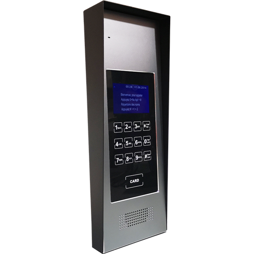 Intercom Toronto 3G Cellular Telephone Entry System