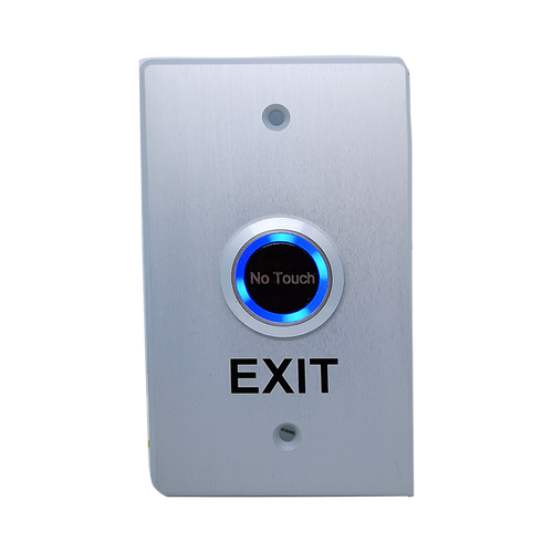 Exit Button with Infrared No Touch