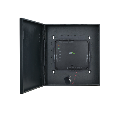 Bundle 2 door Access Control Panel with Metal Cabinet