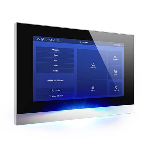 """Monitor 7"""" Touch Screen (Linux) WIFI"""