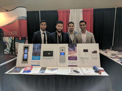 Alpha Intercom Fermax Ottawa Canada show