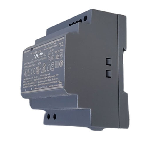 24v dc 4.2A din mounted power supply