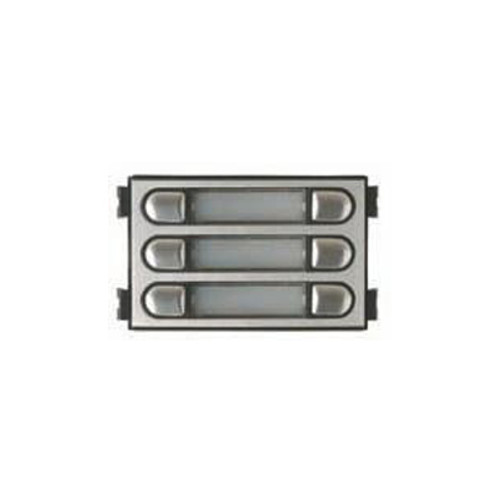 Citymax Pushbutton 6 appt  4+1/Bouton modulaire citymax 6 apt 4+1