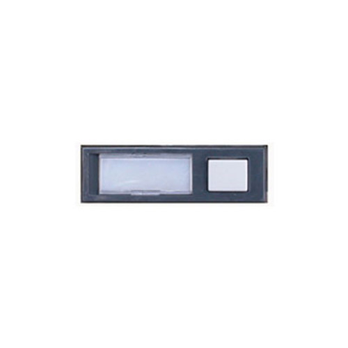 Push button intercom panel-Bouton paneaux d'intercom