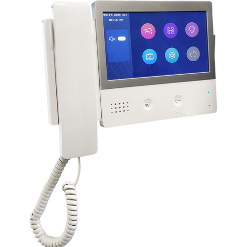 "Video intercom Monitor 7"" with Handset"