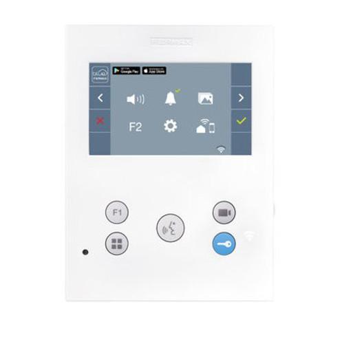 Intercom Monitor Duox Plus -XS wifi- Intercom Moniteur Duox wifi