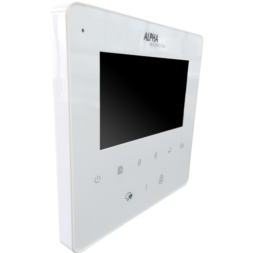 2 Wires Monitor Intercom 4.3