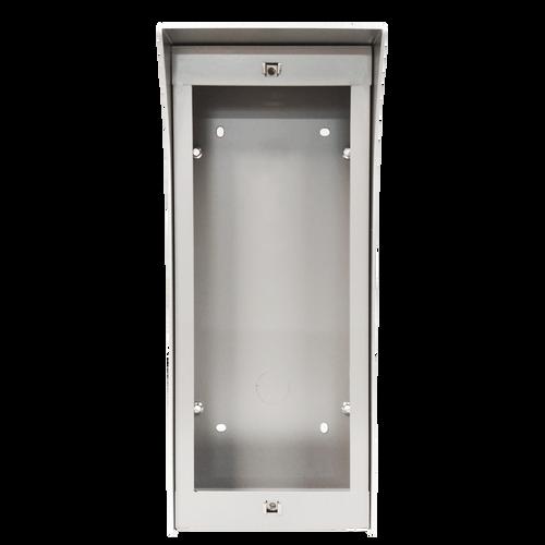 Intercom Surface Box with Rain-Hood for Isimple