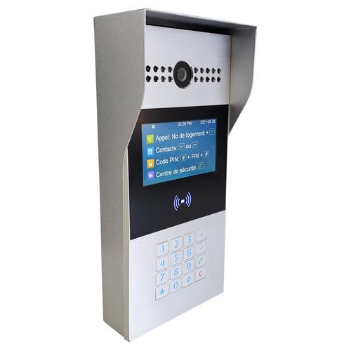 R28 AKUVOX VIDEO INTERCOM IP ON WALL
