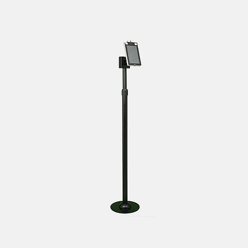 Pedestal Pole in Metal