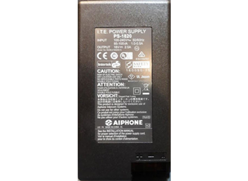 PS-1820-CUL Electric power supply 18V dc