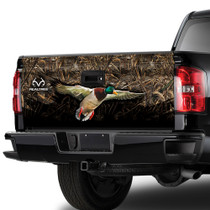 DUCK TAILGATE GRAPHIC- REALTREE MAX-5 CAMO