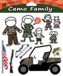 CAMO FAMILY LARGE
