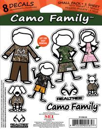CAMO FAMILY SMALL