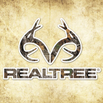 REALTREE ANTLER LOGO DECAL