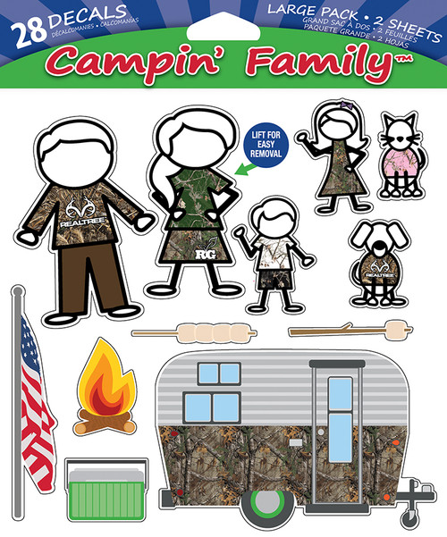 CAMPIN' FAMILY LARGE