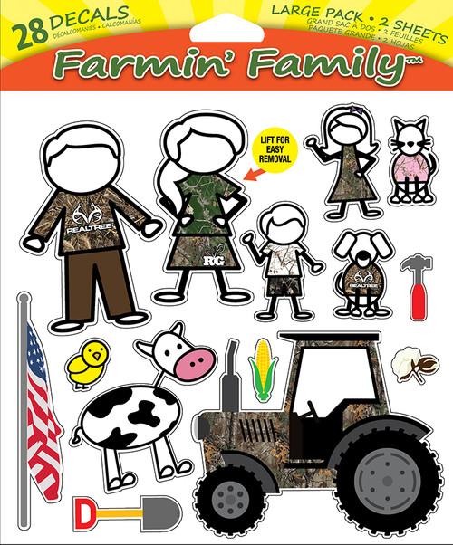 FARMIN' FAMILY LARGE