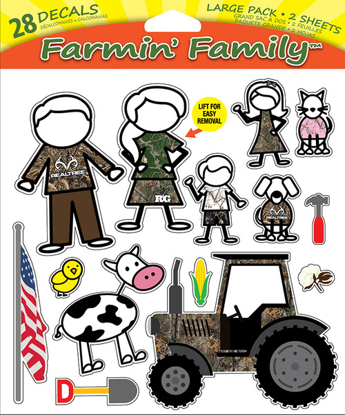 FARMIN' FAMILY LARGE