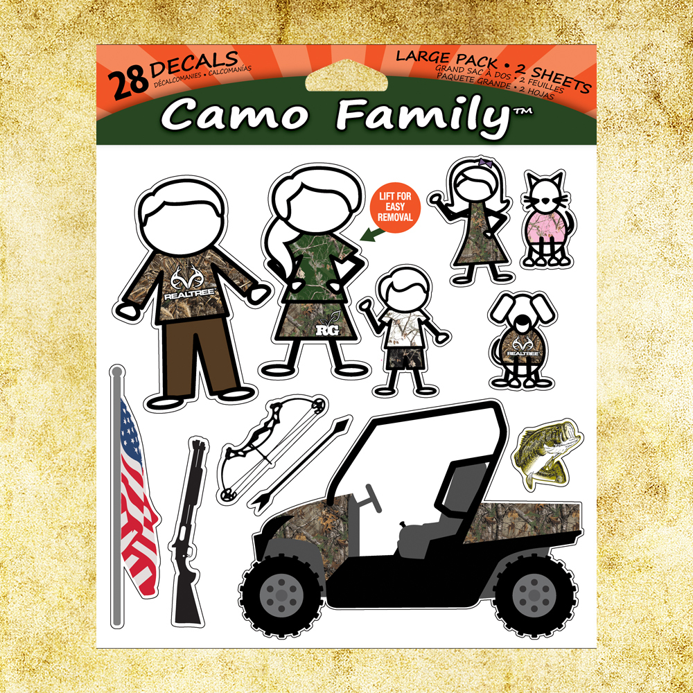 Camo Family height=