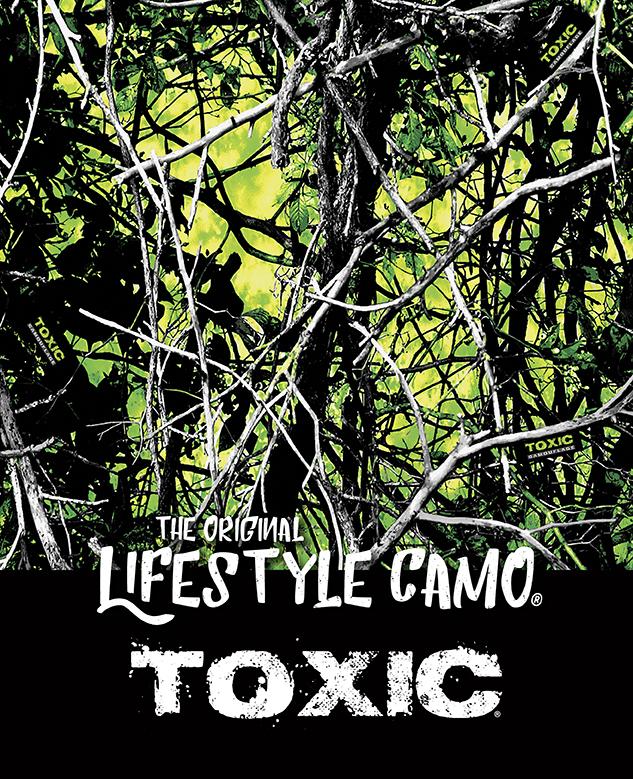 Lifestyle Toxic Camo