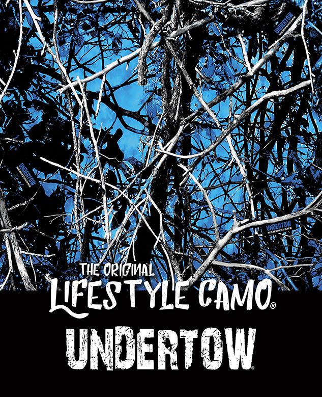 Lifestyle Undertow Camo