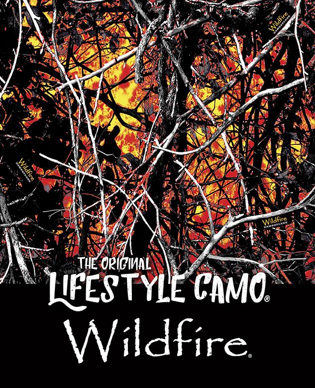 Lifestyle Wildfire Camo