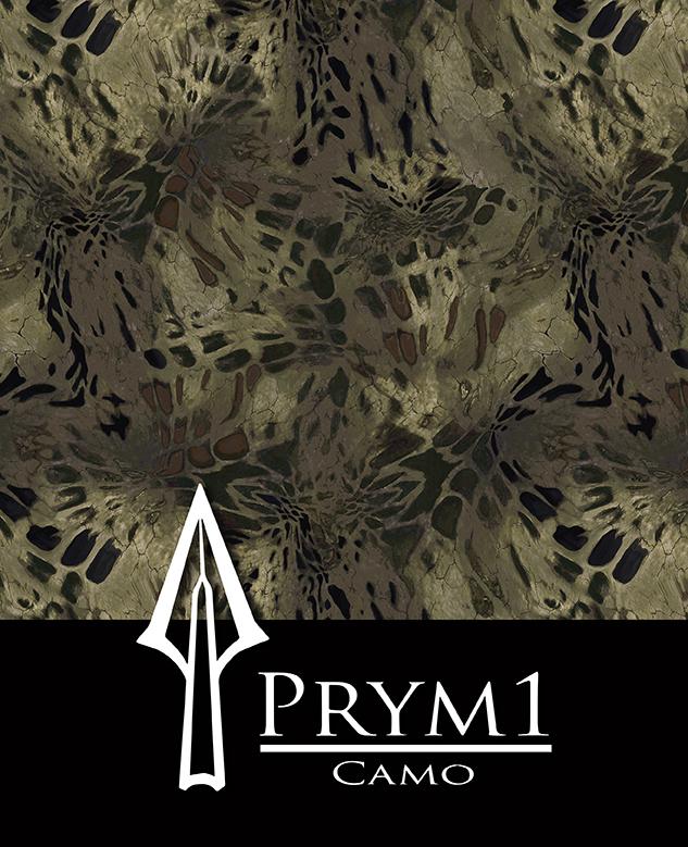 Prym1 Woodlands Camo