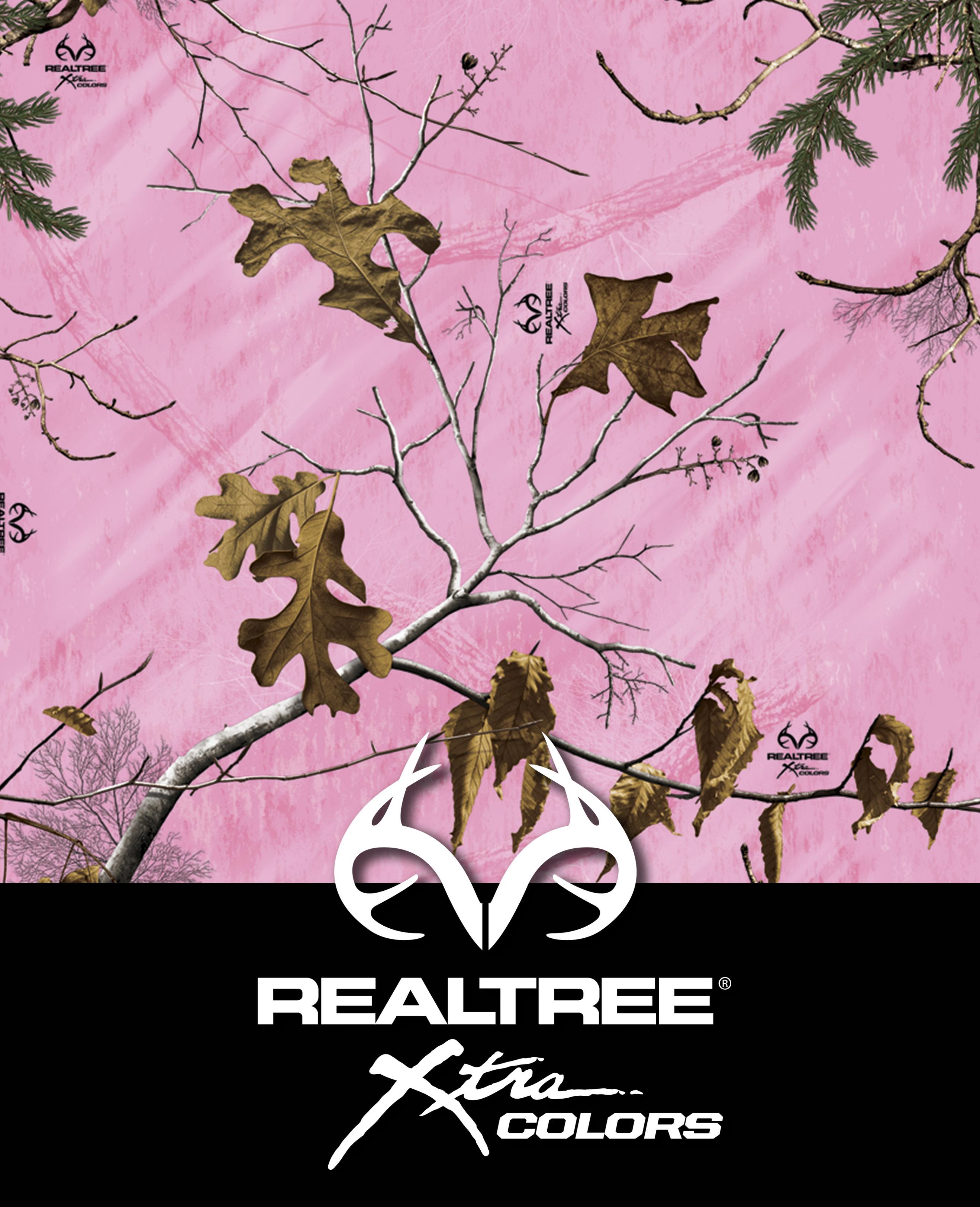 Realtree Xtra Pink Camo