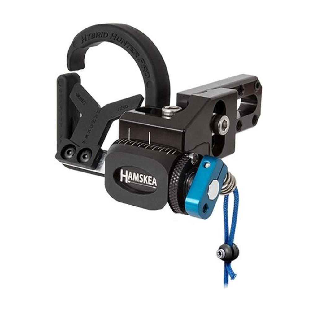 Hamskea Hybrid Hunter Pro With Blue Accents