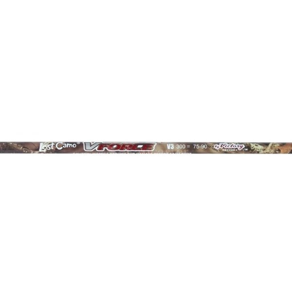 VForce V3 Lost Camo Arrow Shaft (12 pack)