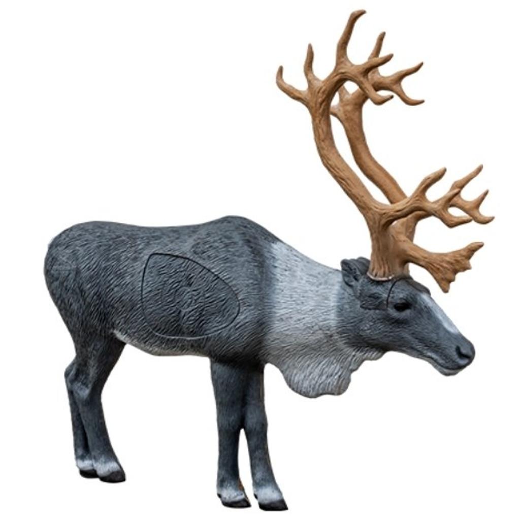 Rinehart 13 Scaled Woodland Caribou Target
