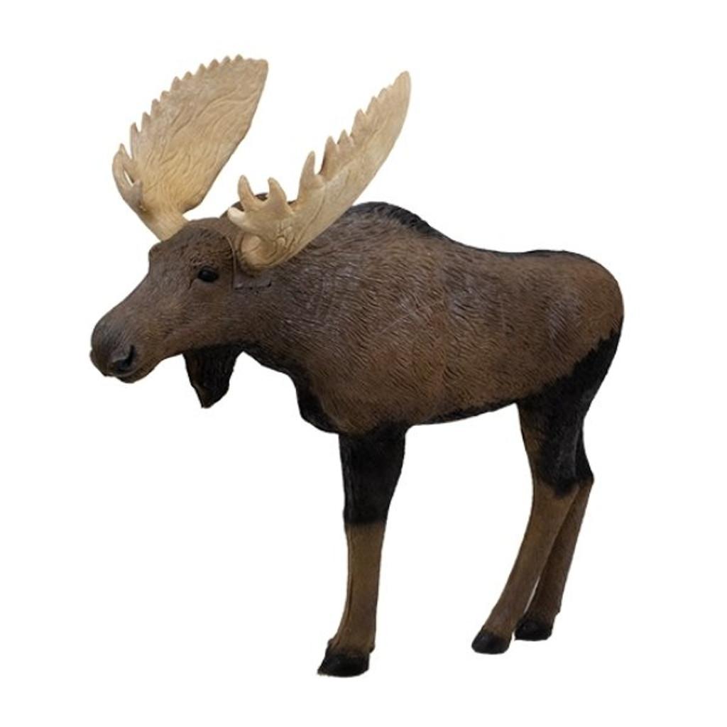 Rinehart 13 Scaled Woodland Moose Target