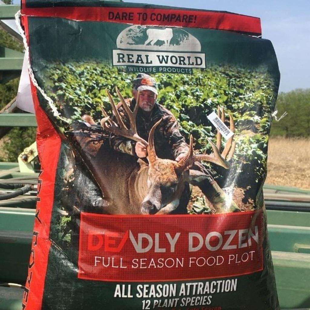 Real World Deadly Dozen - 12.5 lbs.