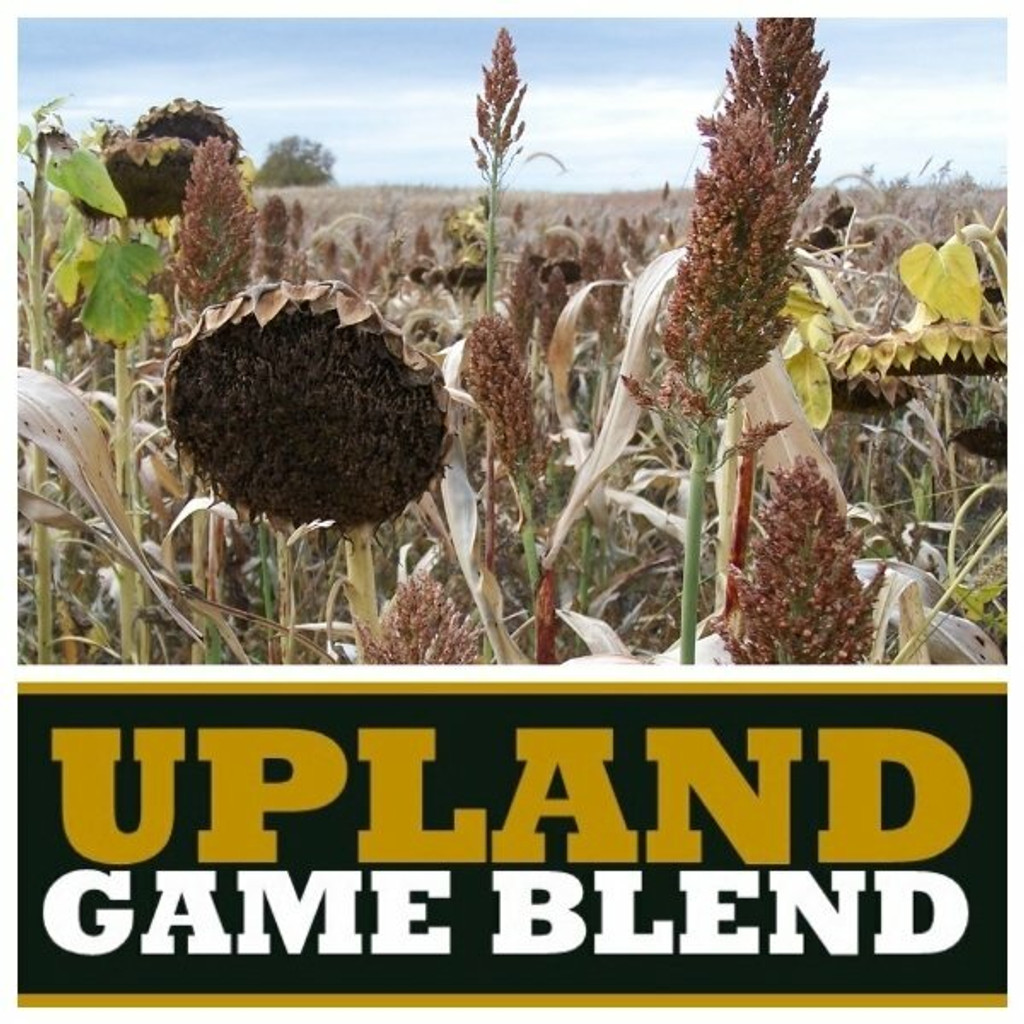 Real World Upland Game Blend - 25 lbs.