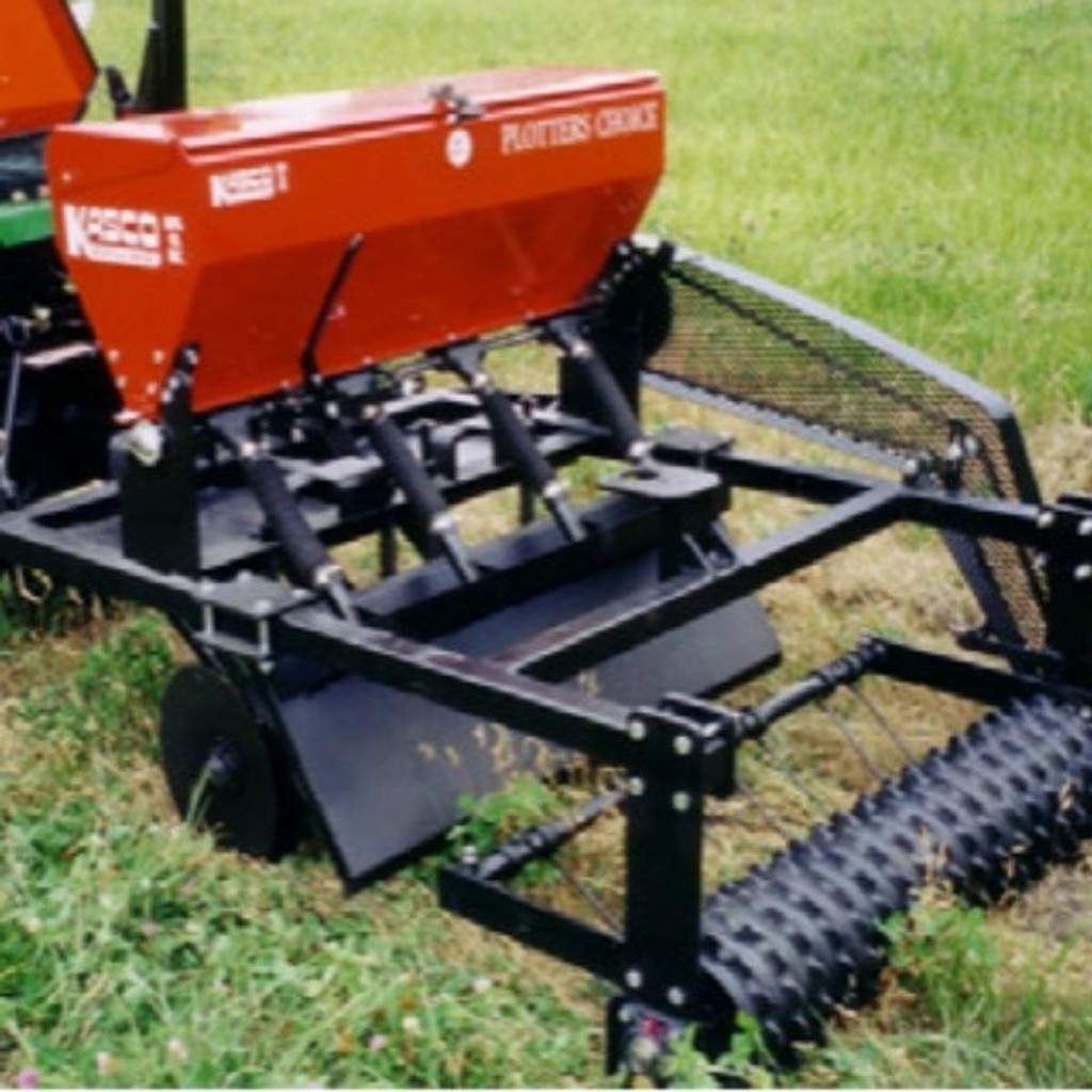 Plotters Choice 6' Drill/Seeder For 3-Point Hitches
