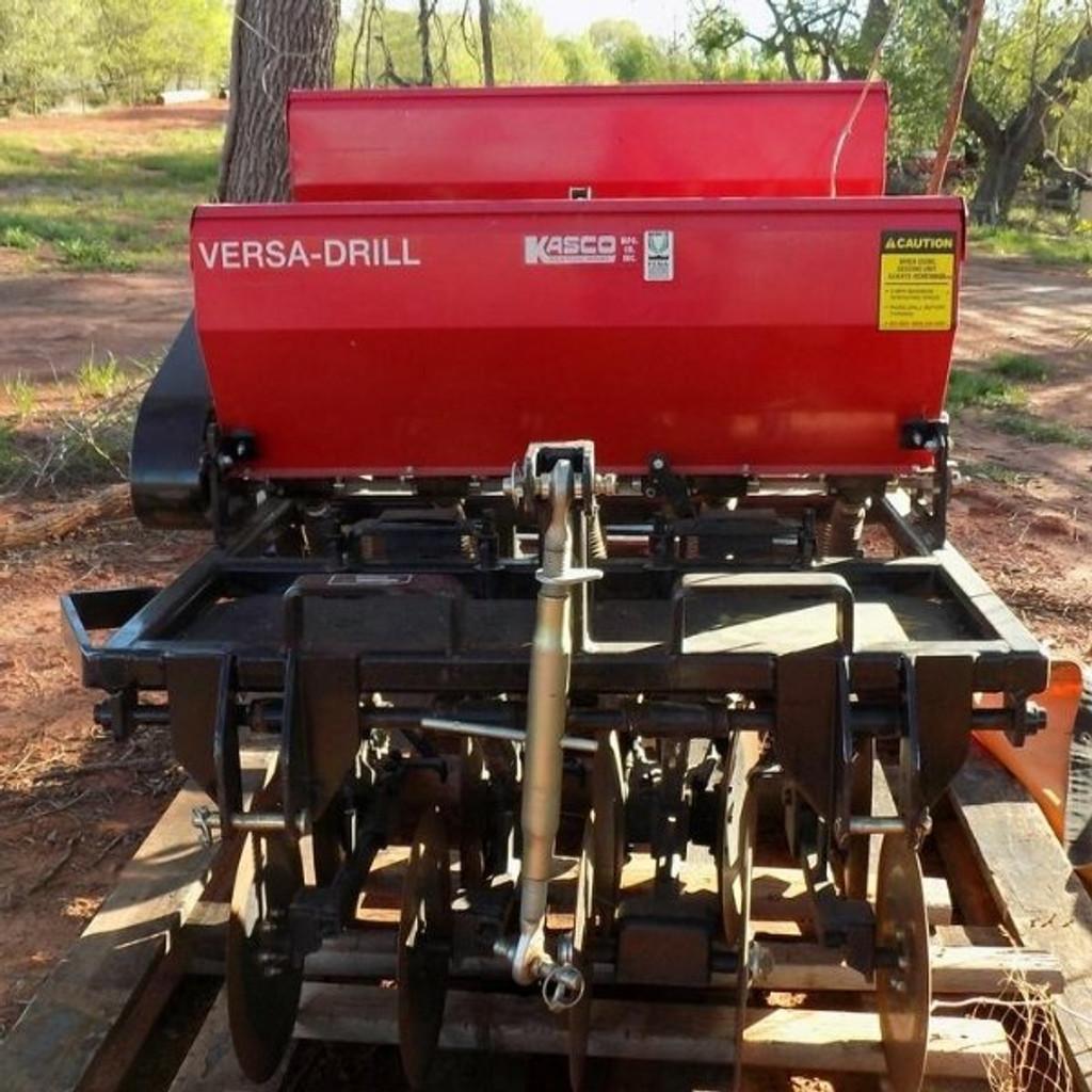 Versa No-Till Drill 4'