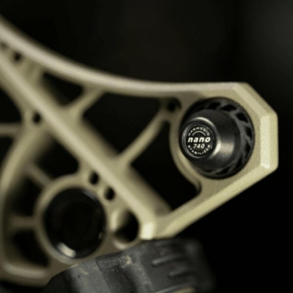 Mathews V3 31 3D Dampening