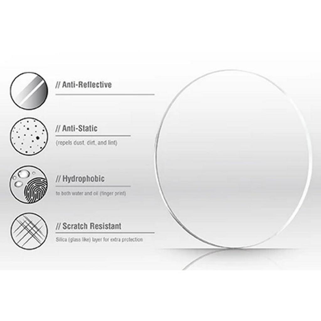 Axcel AV25 Clear Target Doc's Choice Lens 6X