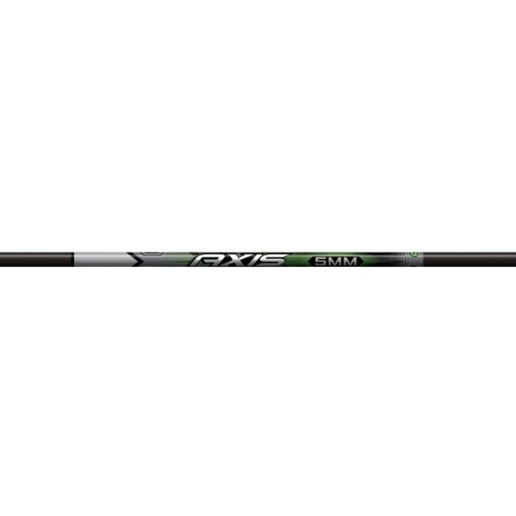 Easton Axis 5MM Carbon Arrow Shaft (12 pack)