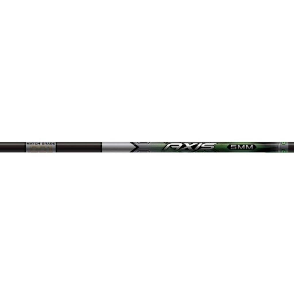 Easton Axis 5MM Match Grade Arrow Shaft (12 pack)