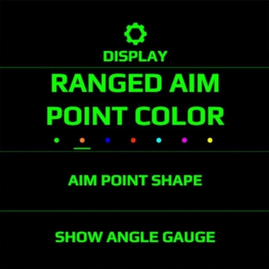Garmin X1i Crossbow Scope Illuminated Aim Point
