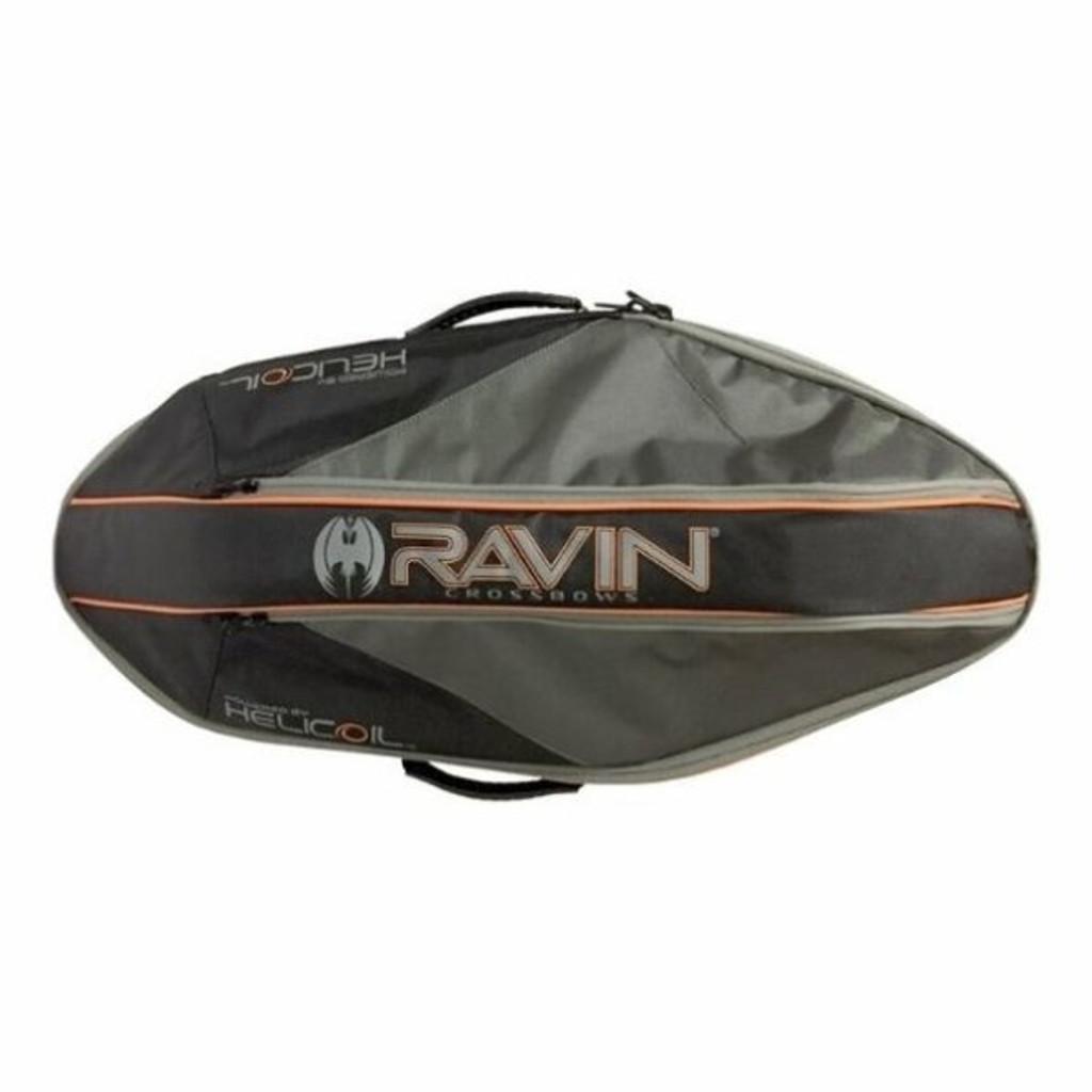 Ravin R500 Slate Gray With Garmin Xero X1I And Soft Case