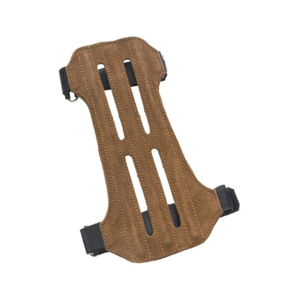 OMP 2-Strap Vented Arm Guard - Suede