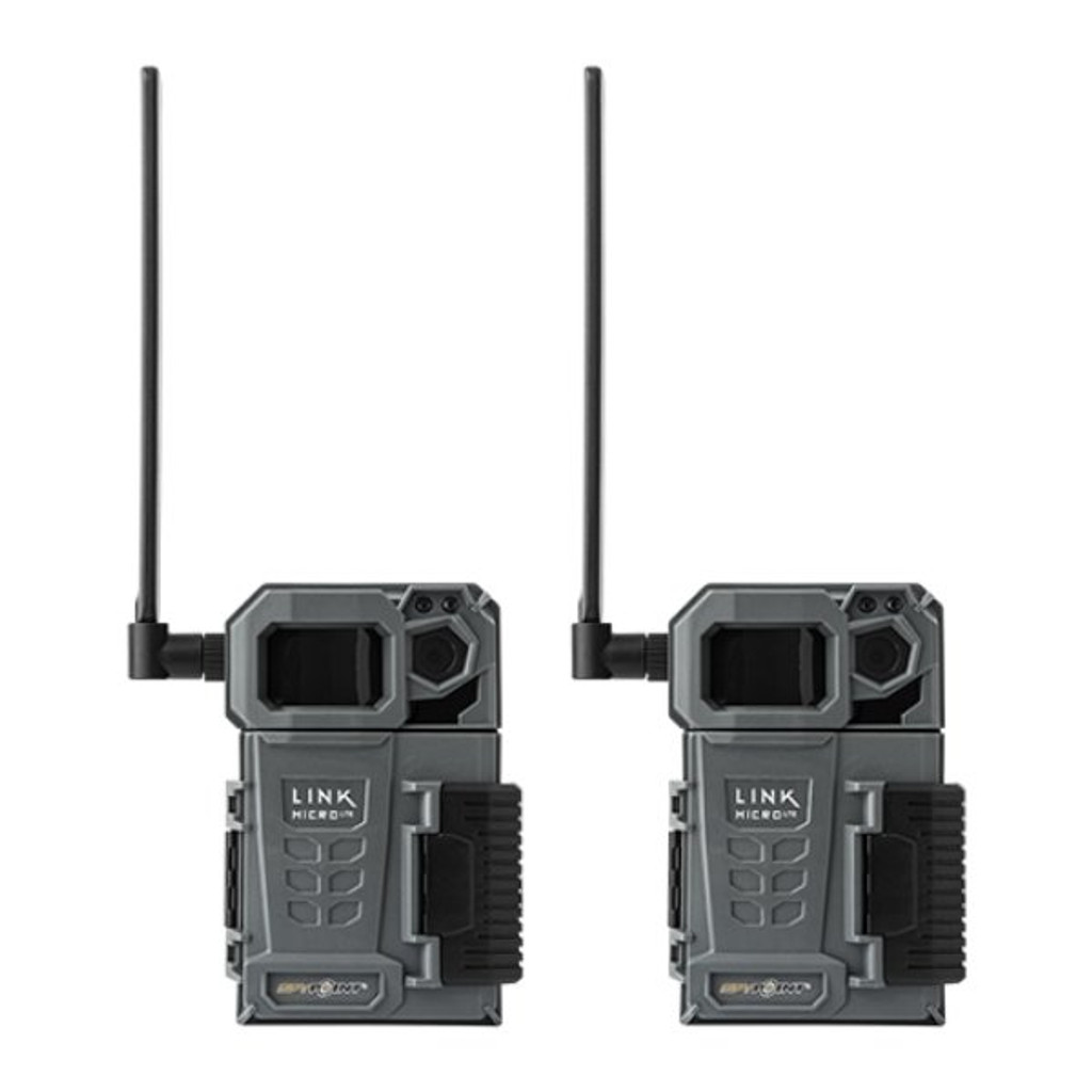 Spypoint Link-Micro-LTE Cellular Trail Camera - Verizon Twin Pack