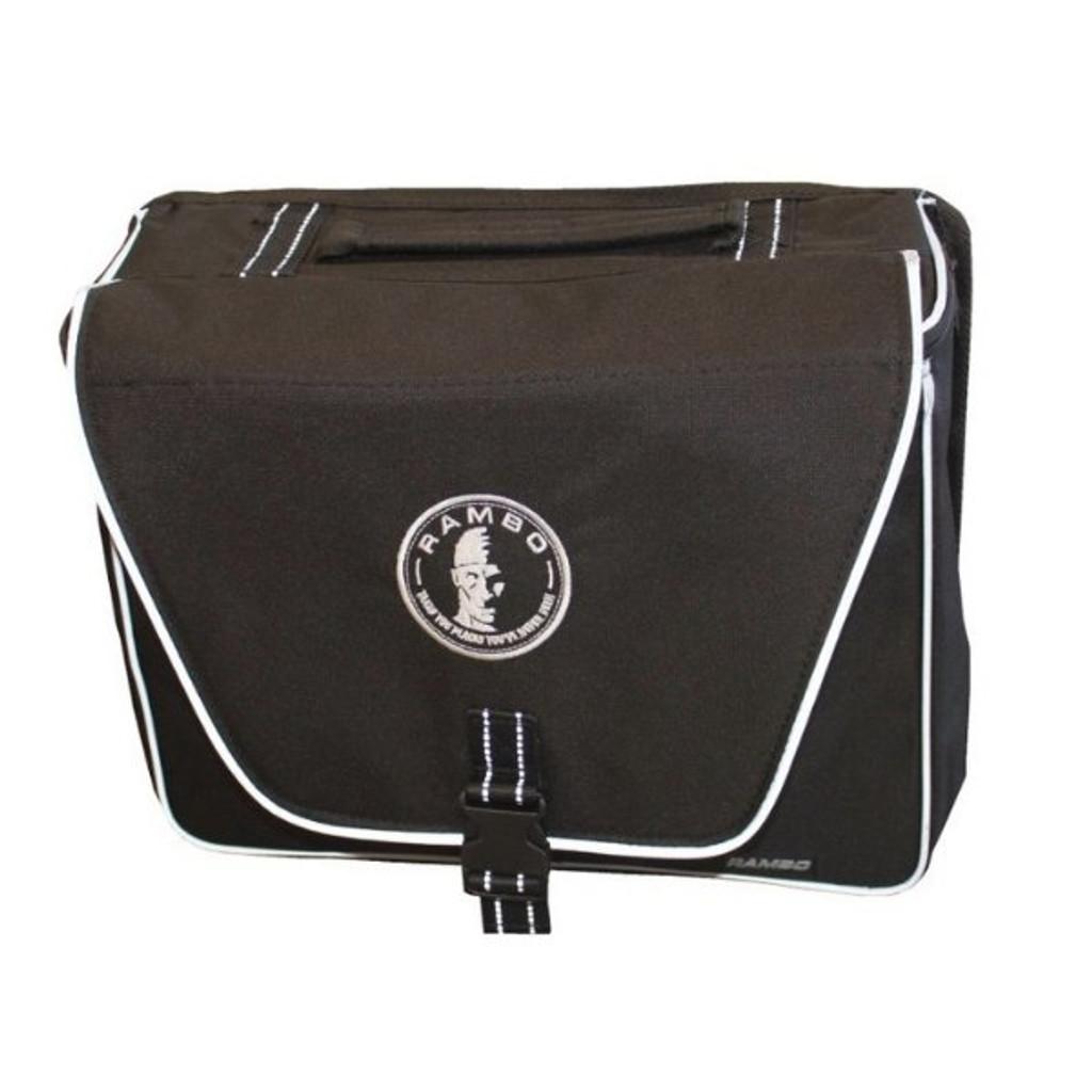 Rambo Single Saddle Accessory Bag