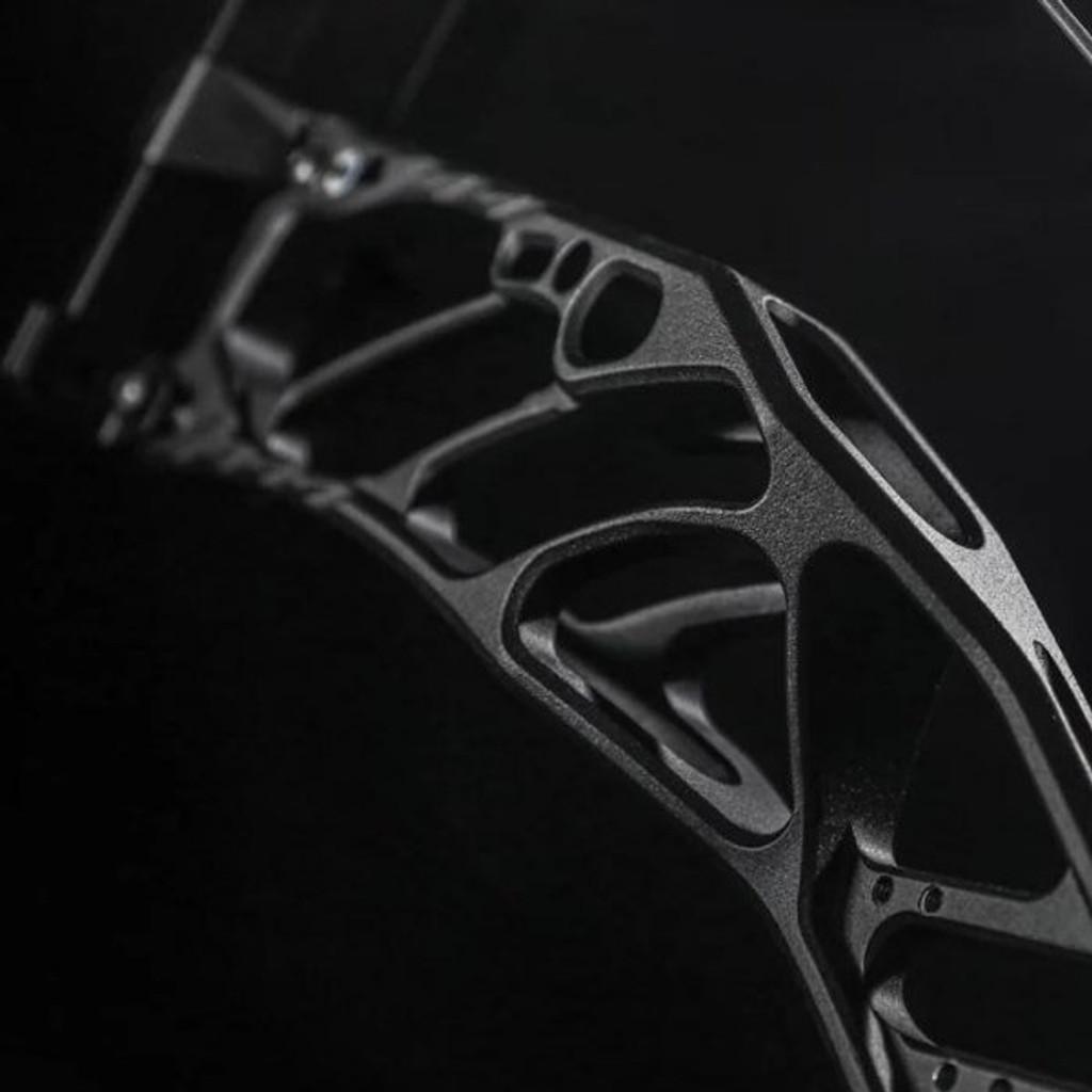 Elite Rezult Dual Caged Riser
