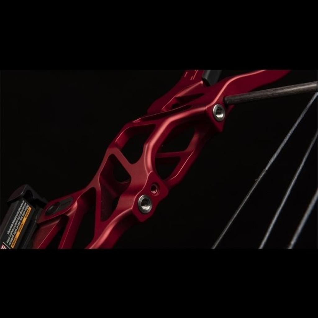 Hoyt Invicta 37 DCX Rear Stabilizer Mounts