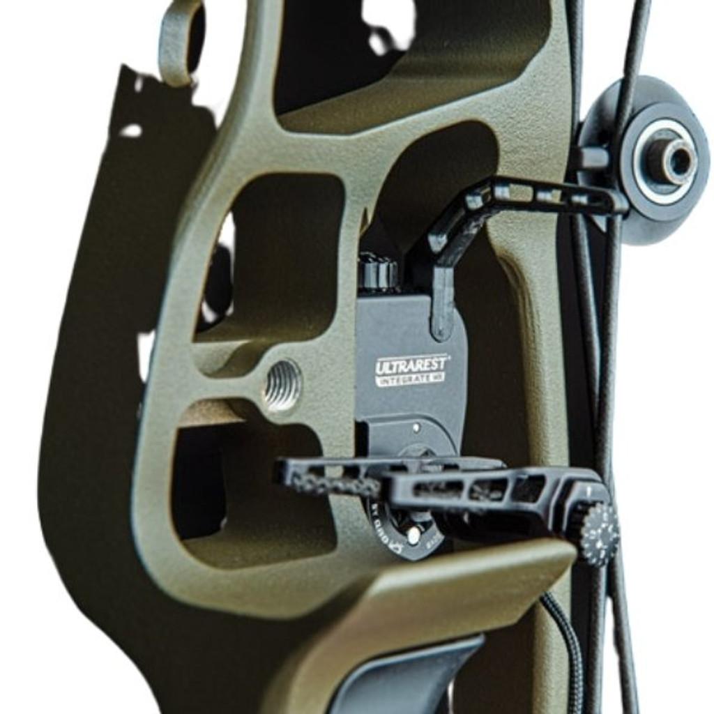Hoyt Ventum 33 Integrate Rest Mounting System